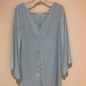 Charlotte Russe Dresses -   Light Blue Charlotte Russe Dress  